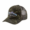 Patagonia Fitz Roy Trout Trucker Hat Fatigue Green