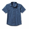 Patagonia Go To Mens Shirt Glass Blue