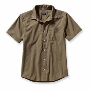 Patagonia Go To Mens Shirt Ash Tan (Past Season)