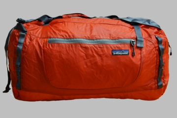 Patagonia Lightweight Travel Duffel Paintbrush Red