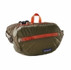 Patagonia Lightweight Travel Hip Pack 3L Fatigue Green