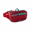 Patagonia Lightweight Travel Mini Hip Pack 1L Drumfire Red
