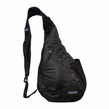 Patagonia Lightweight Travel Sling 7L Black (Autumn 2014)
