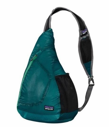 Patagonia Lightweight Travel Sling 7L Tobago Blue (Spring 2014)