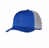Patagonia Live Simply Tent Life Trucker Hat Bali Blue