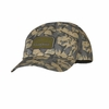 Patagonia Logo Hat Casting Logo Patch: Fishing Camo Classic Tan