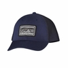 Patagonia LoPro Trucker Hat '73 Logo Patch: Classic Navy