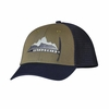 Patagonia LoPro Trucker Hat Day-To-Day Piolet: Fatigue Green