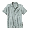Patagonia Mens A/C Shirt Chambray: Gypsum Green