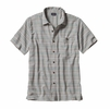 Patagonia Mens A/C Shirt Traveller: Tailored Grey