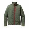 Patagonia Mens All Free Jacket Camp Green