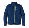 Patagonia Mens All Free Jacket Channel Blue Medium