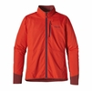 Patagonia Mens All Free Jacket Turkish Red
