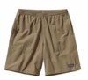 "Patagonia Mens Baggies Stretch Shorts 9"" Ash Tan"