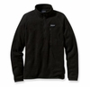 Patagonia Mens Better Sweater Fleece 1/4 Zip Black