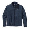 Patagonia Mens Better Sweater Fleece Jacket Classic Navy Medium