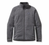 Patagonia Mens Better Sweater Fleece Jacket Nickel