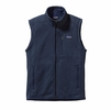Patagonia Mens Better Sweater Fleece Vest Classic Navy