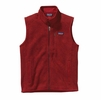 Patagonia Mens Better Sweater Fleece Vest Classic Red