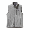 Patagonia Mens Better Sweater Fleece Vest Stonewash