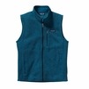 Patagonia Mens Better Sweater Fleece Vest Underwater Blue