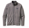 Patagonia Mens Better Sweater Jacket Stonewash Small