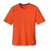 Patagonia Mens Capilene 1 Silkweight T-Shirt Eclectic Orange (Spring 2014)