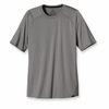 Patagonia Mens Capilene 1 Silkweight T-Shirt Feather Grey