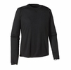 Patagonia Mens Capilene 2 Lightweight Crew Black Medium
