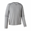 Patagonia Mens Capilene 2 Lightweight Crew Nickel: Tailored Grey