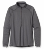 Patagonia Mens Capilene 3 Midweight Zip Neck Forge Grey: Nickel X-Dye
