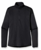 Patagonia Mens Capilene 4 Expedition Weight Zip Neck Black