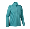 Patagonia Mens Capilene Midweight Zip-Neck Underwater Blue/ Howling Turquoise
