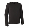 Patagonia Mens Capilene Thermal Weight Crew Black