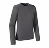 Patagonia Mens Capilene Thermal Weight Crew Forge Grey/ Feather Grey X-Dye