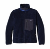 Patagonia Mens Classic Retro-X Fleece Jacket Classic Navy