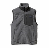 Patagonia Mens Classic Retro-X Fleece Vest Nickel