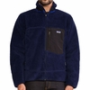Patagonia Mens Classic Retro-X Jacket Classic Navy w/ Black (Autumn 2014)