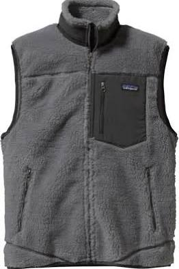 Patagonia Mens Classic Retro-X Vest Nickel