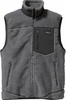 Patagonia Mens Classic Retro-X Vest Nickel (Autumn 2013)