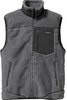 Patagonia Mens Classic Retro-X Vest Nickel  (Autumn 2014)