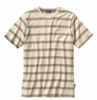 Patagonia Mens Daily Tee Branch Creek: Raw Linen (Spring 2014)
