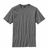 Patagonia Mens Daily Tee Feather Grey (Spring 2014)