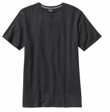 Patagonia Mens Daily Tee Rockwall w/ Feather Grey (Spring 2014)