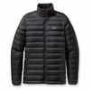 Patagonia Mens Down Sweater Jacket Black Large
