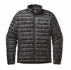 Patagonia Mens Down Sweater Jacket Forestland: Black