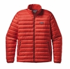 Patagonia Mens Down Sweater Jacket Ramble Red