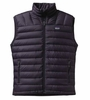 Patagonia Mens Down Sweater Vest Graphite Navy (Autumn 2013)