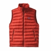 Patagonia Mens Down Sweater Vest Ramble Red