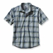 Patagonia Mens Fezzman Shirt Cojo: Glass Blue (Spring 2014)